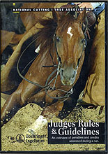 National Cutting Horse Association - Judges Rules & Guidelines by NCHA