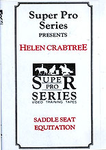 Saddle Seat Equitation by Helen Crabtree