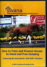 How to Train and Present Horses In-Hand and Free Jumping by Bo Jena