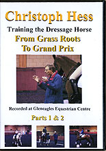 Training the Dressage Horse - From Grass Roots to Grand Prix with Christoph Hess by Christoph Hess