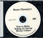 How to Make Roping and Cutting Breast Collars by Bruce Cheaney