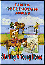 Starting a Young Horse by Linda Tellington-Jones