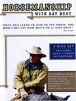 Horsemanship with Ray Hunt by Ray Hunt