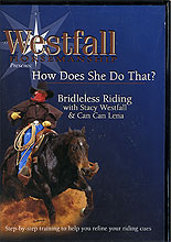 Bridleless Riding by Stacy Westfall