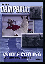 Colt Starting - At the Beginning  by Peter Campbell