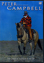 Horsemanship: Everyday Basics by Peter Campbell