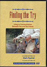 Finding The Try by Mark Rashid