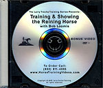 Training & Showing the Reining Horse by Bob Loomis