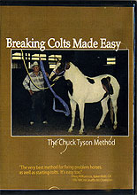 Breaking Colts Made Easy  by Chuck Tyson