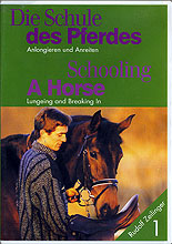 Schooling a Horse  Part 1 - Lungeing and Breaking In by Rudolf Zeilinger