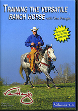 Training The Versatile Ranch Horse with Van Hargis  by Van Hargis
