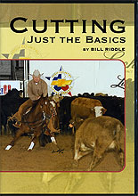 Cutting: Just the Basics  by Bill Riddle