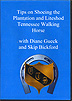Shoeing the Pleasure Tennessee Walking Horse by Diane Gueck