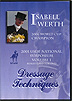 Isabell Werth's Dressage Training Techniques Vol 1 by Isabell Werth