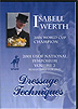 Isabell Werth's Dressage Training Techniques Vol 2 by Isabell Werth