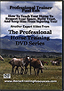 How To Teach Your Horse to Respect Your Space, Build Trust and Keep Him From Injuring You! by Paul Esh