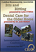 Bits and Bitting and Dental Care by CHA Horsemanship