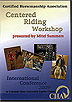 Centered Riding Workshop by CHA Horsemanship