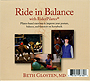 Ride in Balance by Beth Glosten