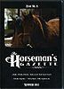 The Horseman's Gazette - Issue No.15 - Summer 2013 by Eclectic Horseman