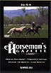 The Horseman's Gazette - Issue No.19 - Summer 2014 by Eclectic Horseman