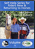 Self-Help Series for Riders New & Returning to Horses - Vol. 1 by Bob Jeffreys