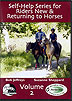 Self-Help Series for Riders New & Returning to Horses - Vol. 2 by Bob Jeffreys