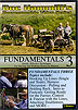 Fundamentals  Part 3 and 4: Gentle, Effective Techniques For Driving and Working Horses In Harness by Doc Hammill