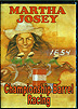 Championship Barrel Racing by Martha Josey